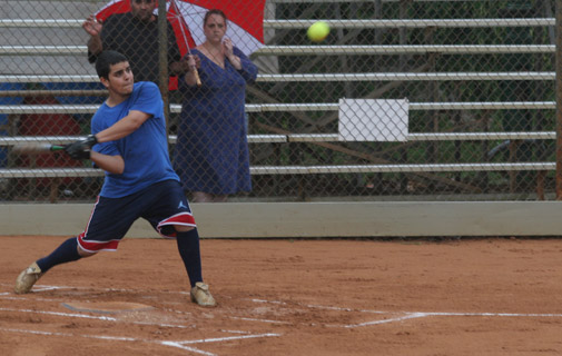 Softball season gets underway