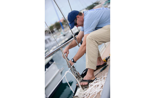 Ocean Sails nets Raymarine dealership