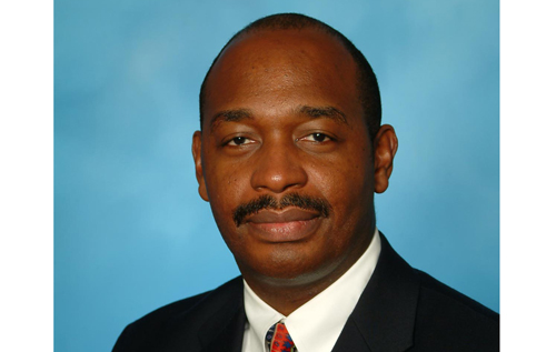 Jeremy Cox, CEO of the Bermuda Monetary Authority. *Photo supplied