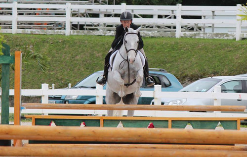 Full equestrian show results