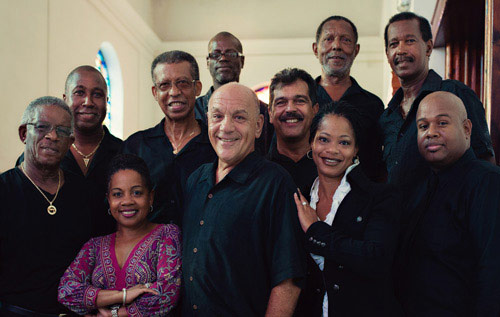 Bermuda Jazz performed on Saturday night for the Bermuda Festival of the Performing Arts. *Photo supplied
