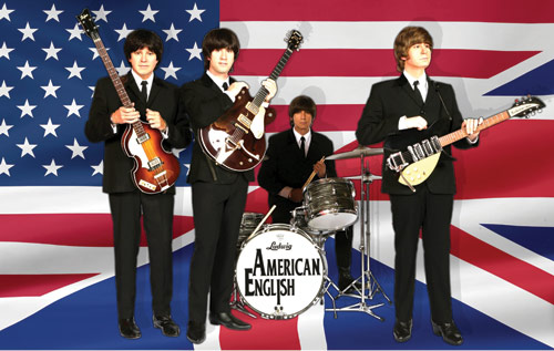 'Beatles incarnate' American English to close out Festival