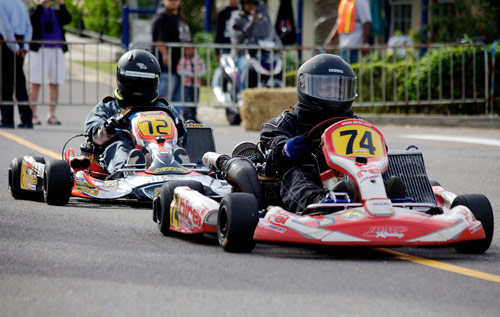 Karting's Grand Prix countdown