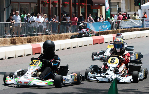 Video & Photos: The Karting Kings of Front Street (Update)