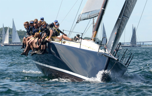 Record may be set in Newport Bermuda Race