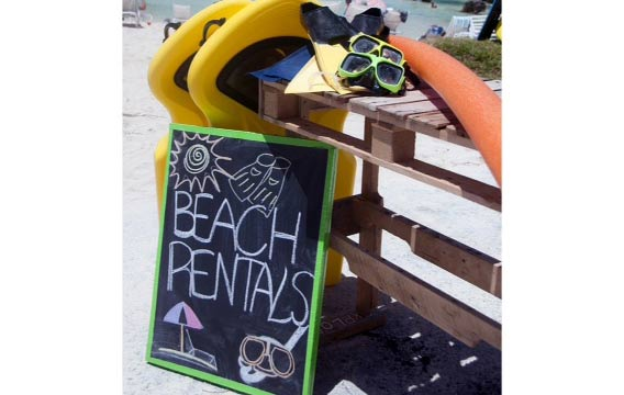 Deals for locals at Tobacco Bay
