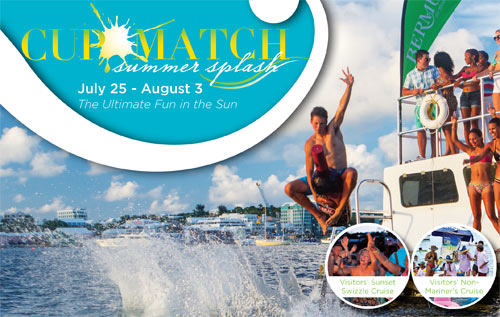 BTA hosts Cup Match Summer Splash weekend