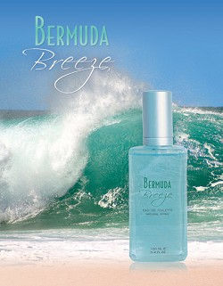 Fruity floral: Bermuda Breeze. *Photo supplied