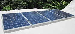 <strong>Photovoltaic Modules</strong>: Harnessing the sun to generate electricity has been around a long time and resistance in Bermuda to solar panels on the roof is diminishing. <em>*Photo supplied</em>