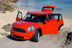 <strong>Mini countryman</strong>: This beautiful looking car is high-tech, roomy and has all the qualities of the old Mini Cooper. <em>*Photo supplied</em>