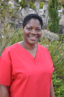 <strong>Nursing assistant</strong>: Phyllis Forbes developed her natural instincts as a carer by undertaking the Nursing Assistants programme offered at Bermuda College. <em>*Photo supplied</em>
