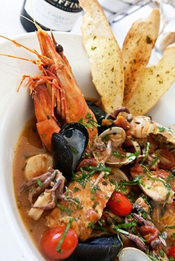 This week's recipe: Mediterranean Seafood Casserole. <em>*Photo supplied</em>