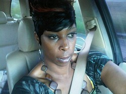 Karen Lewis who was shot and killed last night in Mandeville, Jamaica. *photo supplied