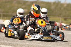 Patrick Ingham (48) has a solid points advantage over David Barbosa (6) for overall leader. <em>*File photo</em><br />