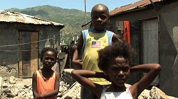 Poverty: Haiti Village Health by Robert Zuill explores the hardships in Haiti. <em>*Photo supplied</em>