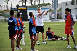 Bermuda's youth cricket programmes have been successful in getting young people excited about the sport. <em>*Photo supplied</em>