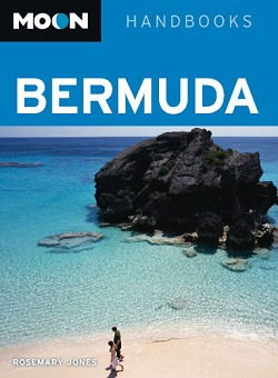 The third edition of the Moon Handbooks Bermuda by Rosemary Jones. <em>*Photo supplied</em>