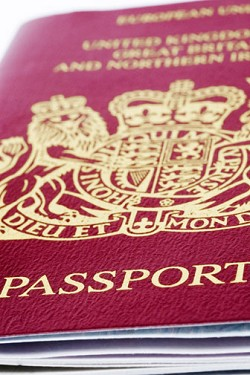 Keep your passport in a safe place. <em>*iStock photo</em>