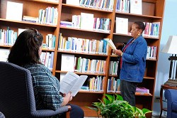 Useful: The lending library at the Bermuda Cancer and Health Centre has a comprehensive collection of print, audiovisual and computer resources on all aspects of wellbeing, nutrition, holistic health and cancer. <em>*Photo supplied</em>