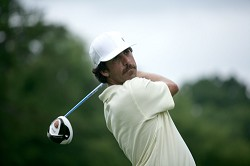 eGolf Tour Member Michael Sims recorded a record-setting 59 at the tour's Southern Open on Thursday. <em>*Photo supplied</em>