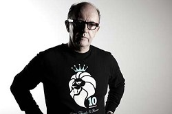 Legendary radio DJ David Rodigan has an encyclopaedic knowledge of reggae history. <em>*Photo supplied</em>